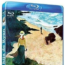 Cine: LA HIJA DE RYAN BDR 1970 RYAN'S DAUGHTER [BLU-RAY]. Lote 195058545