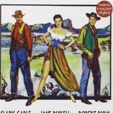 Cinema: LOS IMPLACABLES [DVD]. Lote 189565292