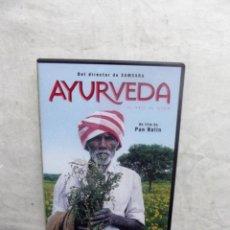 Cine: DVD - AYURVEDA EL ARTE DE VIVIR. Lote 189696540