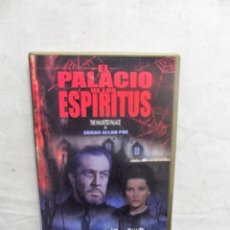Cine: DVD - EL PALACIO DE LOS ESPIRITUS CON VICENT PRICE , DEBRA PAGET , LON CHANEY . Lote 189756380