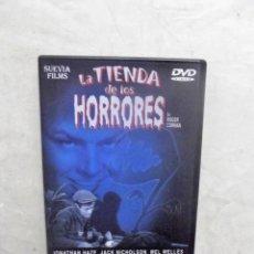 Cine: DVD - LA TIENDA DE LOS HORRORES CON JONATHAN HAZE , JACK NICHOLSON , MEL WELLES . Lote 189760080