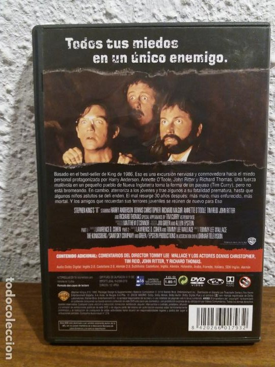 Cine: DVD IT - Foto 2 - 189899942