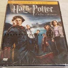 Cine: HARRY POTTER Y EL CÁLIZ DE FUEGO / EDICIÓN 1 DISCO / DVD - PRECINTADO. Lote 189930462