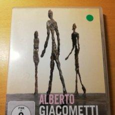 Cine: ALBERTO GIACOMETTI (ARTE EDITION) DVD. Lote 190019693