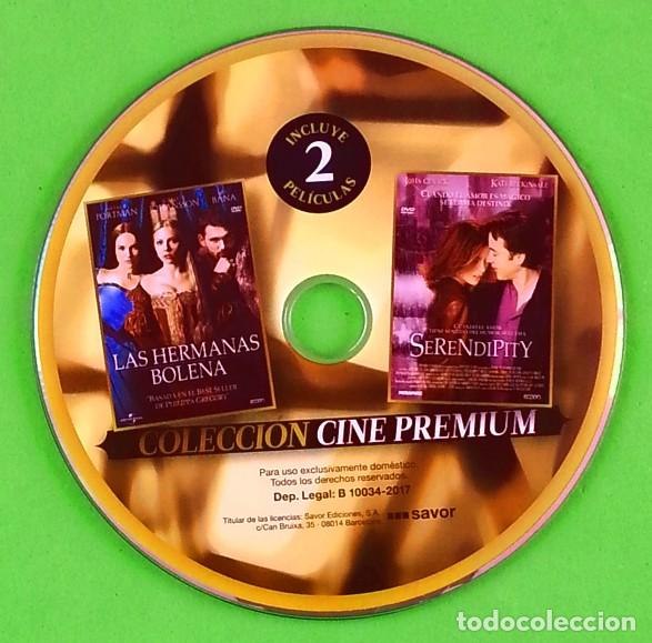 Cine: Las hermanas Bolena + Serendipity - (2 películas) - Foto 4 - 190072113