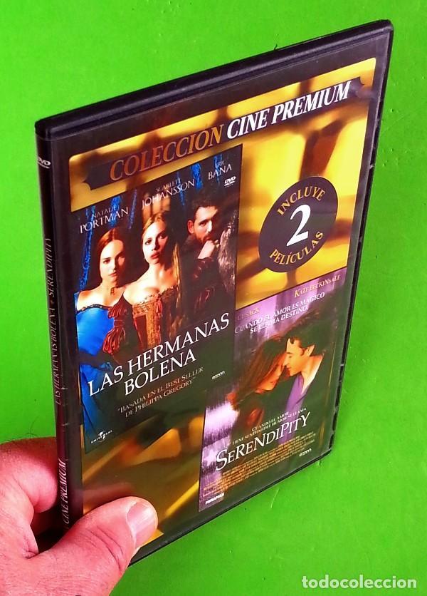 Cine: Las hermanas Bolena + Serendipity - (2 películas) - Foto 5 - 190072113