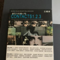 Cine: CONTACTS 1.2.3. (3 DVD) ÚNICA EN TC. Lote 190072276