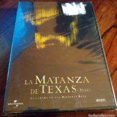 Cine: DVD --- LA MATANZA DE TEXAS / REMAKE 2004 --- CON R. LEE ERMEY Y JESSICA BIEL --- NUEVO Y PRECINTADO. Lote 190170075