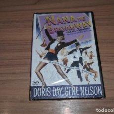 Cinema: NANA DE BROADWAY DVD DORIS DAY NUEVA PRECINTADA. Lote 271039593