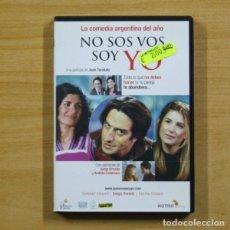 Cine: NO SOS VOS SOY YO - DVD. Lote 190320890