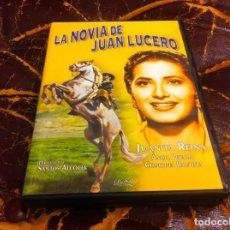 Cinéma: PELÍCULA DVD. LA NOVIA DE JUAN LUCERO. SANTOS ALCOCER. Lote 190376821
