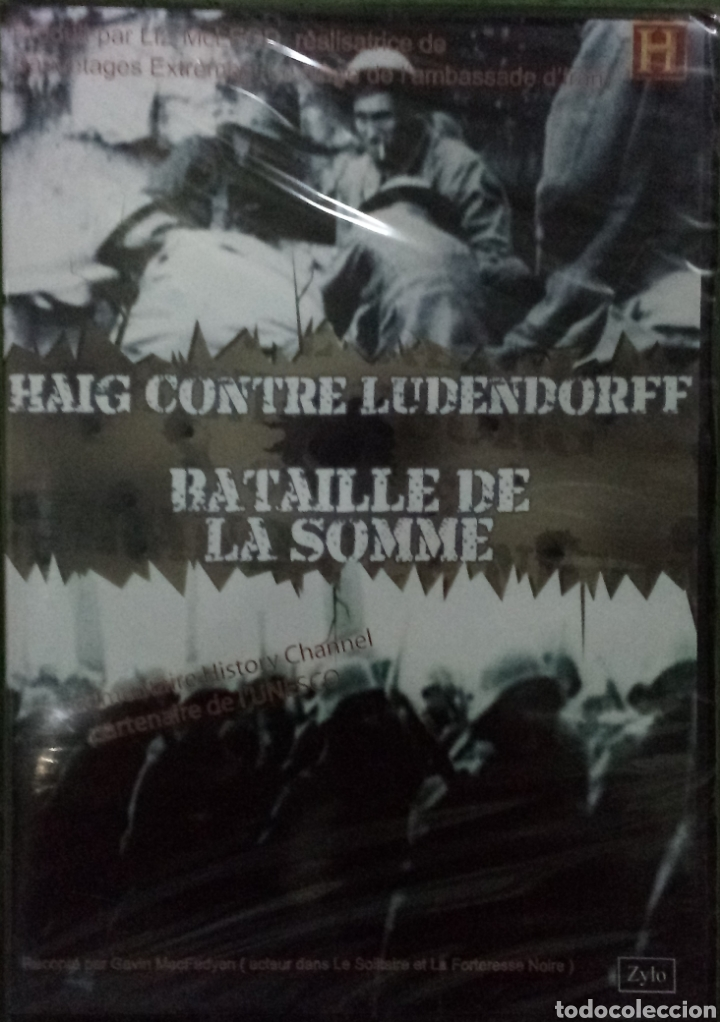 DVD BATAILLE DE LA SOMME (Cine - Películas - DVD)