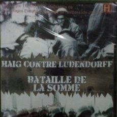 Cine: DVD BATAILLE DE LA SOMME. Lote 190380377