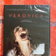 Cinéma: VERÓNICA UN FILM DE PACO PLAZA DVD PRECINTADO. Lote 190411657