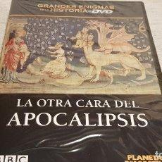 Cine: LA OTRA CARA DEL APOCALIPSIS / GRANDES ENIGMAS DE LA HISTORIA / DVD - PRECINTADO.. Lote 190420610