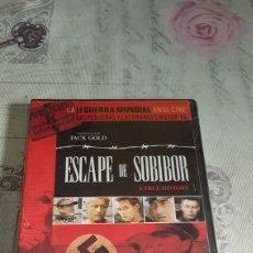 Cine: DVD LA II GUERRA MUNDIAL EN EL CINE (PRECINTADA). Lote 190438161