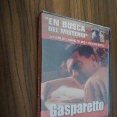 Cinema: GASPARETTO. EN BUSCA DEL MISTERIO. JIMENEZ DEL OSO. PRECINTADA. SIN ABRIR. Lote 190480572
