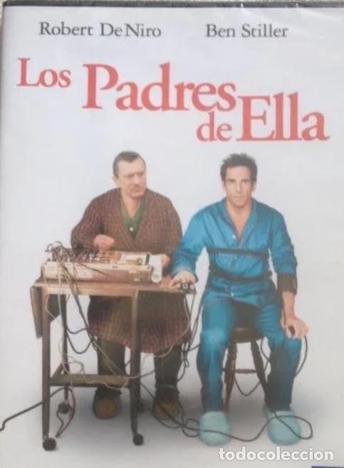 LOS PADRES DE ELLA DVD NUEVO/PRECINTADO!!!! BEN STILLER ROBERT DE NIRO (Cine - Películas - DVD)