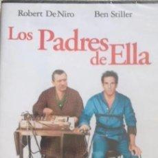 Cine: LOS PADRES DE ELLA DVD NUEVO/PRECINTADO!!!! BEN STILLER ROBERT DE NIRO. Lote 190490222