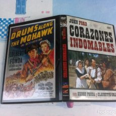 Cine: PELÍCULA DVD. CORAZONES INDOMABLES. JOHN FORD. Lote 190578108