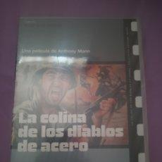 Cine: DVD. LA COLINA DE LOS DIABLOS DE ACERO. PRECINTADO.. Lote 190614116