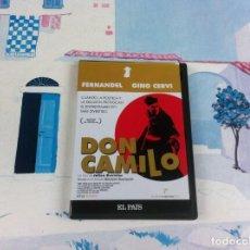 Cine: PELÍCULA DVD. DON CAMILO. JULIEN DUVIVIER. Lote 190621931