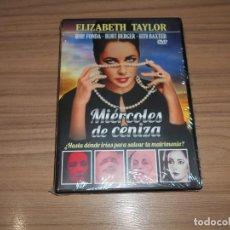 Cine: MIERCOLES DE CENIZA DVD ELIZABETH TAYLOR HENRY FONDA NUEVA PRECINTADA. Lote 190706900
