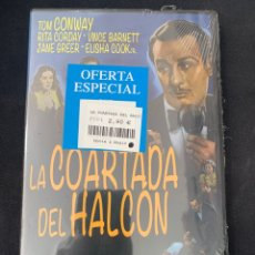 Cine: (A35) LA COARTADA DEL HALCÓN ( DVD NUEVO PRECINTADO ). Lote 190806856