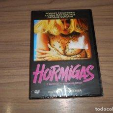 Cine: HORMIGAS DVD DE ROBERT SCHEERER TERROR NUEVA PRECINTADA. Lote 190810378
