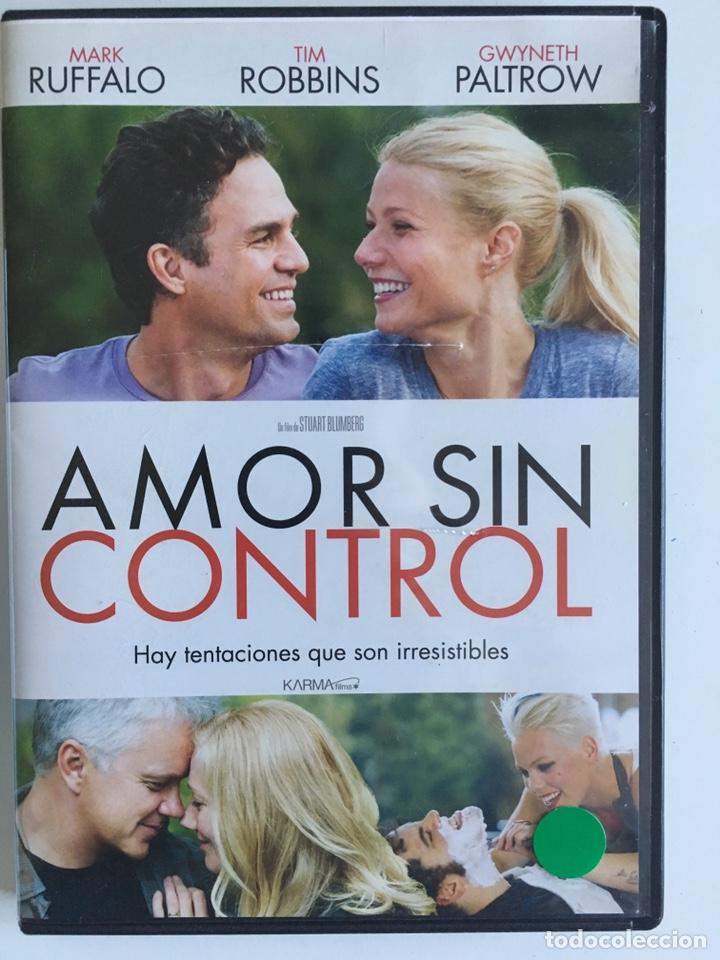 AMOR SIN CONTROL - ENVIO GRATIS (LEER INFO) (Cine - Películas - DVD)