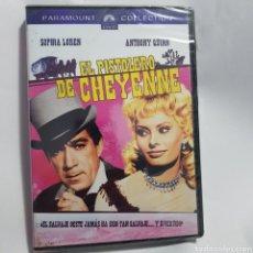 Cine: (PR53) EL PISTOLERO DE CHEYENNE - DVD NUEVO PRECINTADO. Lote 190874965
