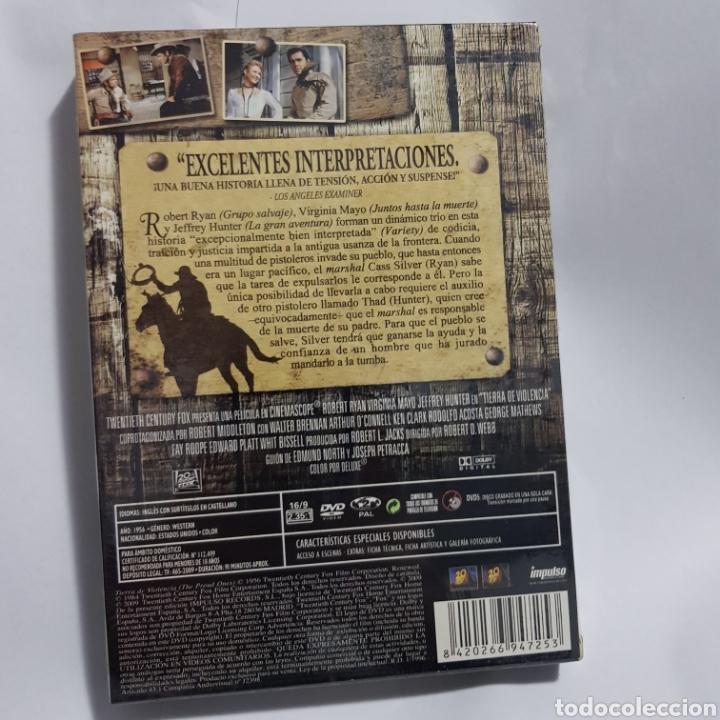 Cine: (PR53) tierra de violencia - DVD NUEVO PRECINTADO - Foto 2 - 190875106
