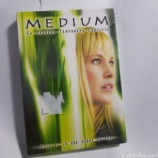 Cine: (PR53) MÉDIUM TEMP. 1 - DVD NUEVO PRECINTADO. Lote 190875941
