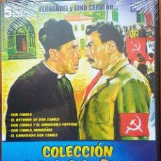 Cine: COLECCIÓN DON CAMILO 5 DVD (PACK). Lote 190883740