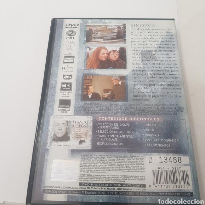Cine: (S301) atando cabos- DVD SEGUNDAMANO - Foto 2 - 190925210