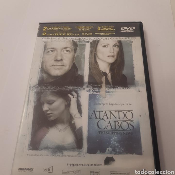 (S301) ATANDO CABOS- DVD SEGUNDAMANO (Cine - Películas - DVD)