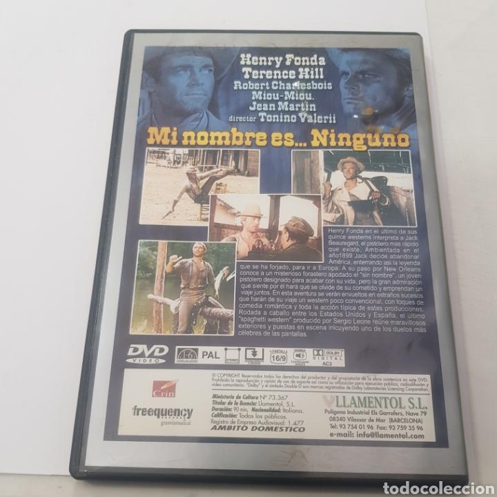 Cine: (S301) mi nombre es ninguno- DVD SEGUNDAMANO - Foto 2 - 190925496
