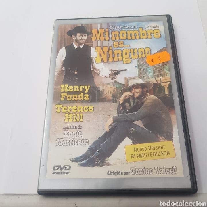 (S301) MI NOMBRE ES NINGUNO- DVD SEGUNDAMANO (Cine - Películas - DVD)