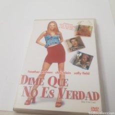 Cine: (S301) DIME QUE NO ES VERDAD - DVD SEGUNDAMANO. Lote 190925777