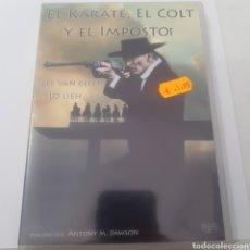 Cine: (S301) EL KÁRATE EL COLT Y EL IMPOSTOR - DVD SEGUNDAMANO. Lote 190925897