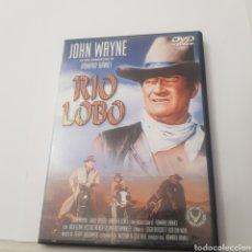 Cine: (S301) RÍO LOBO - DVD SEGUNDAMANO. Lote 190925967