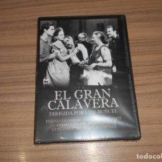 Cine: EL GRAN CALAVERA DVD DE LUIS BUÑUEL NUEVA PRECINTADA. Lote 278679088