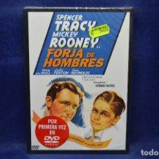 Cine: FORJA DE HOMBRES- DVD . Lote 191056361