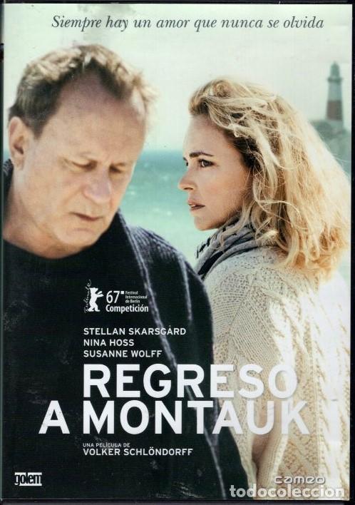 REGRESO A MONTAUK DVD (VOLKER SCHLONDORFF) - NO TE ESFUERCES. EL PRIMER AMOR NO SE OLVIDA (Cine - Películas - DVD)