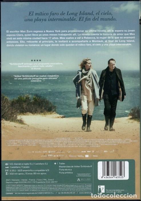 Cine: REGRESO A MONTAUK DVD (VOLKER SCHLONDORFF) - NO TE ESFUERCES. EL PRIMER AMOR NO SE OLVIDA - Foto 2 - 191092062