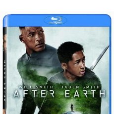 Cine: AFTER EARTH (BLU-RAY). Lote 191099283