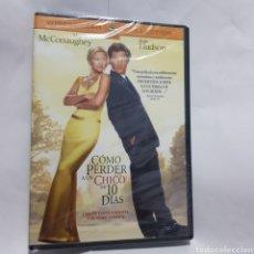 Cinéma: (PR58) COMO PERDER A UN CHICO EN 10 DÍAS - DVD NUEVO PRECINTADO. Lote 191125780