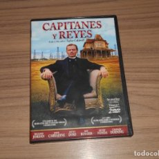 Cine: CAPITANES Y REYES VOLUMEN 1 2 DVD 270 MIN. JOHN CARRADINE HENRY FONDA . Lote 191165935