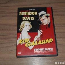 Cine: KID GALAHAD DVD EDWARD G. ROBINSON BETTE DAVIS WARNER COMO NUEVA . Lote 191166632