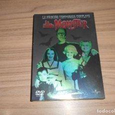 Cine: LA FAMILIA MONSTER TEMPORADA 1 COMPLETA 6 DVD UNIVERSAL COMO NUEVA . Lote 191166995